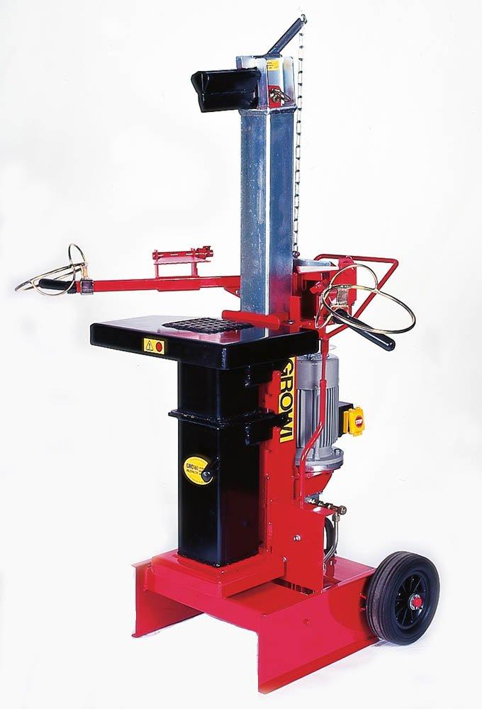 Kurz- und Meterholzspalter Senkrechtspalter