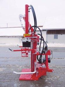 Senkrechtspalter GROWI - GS 14 / GS 20 / GS 25 TURBO Meterholzspalter